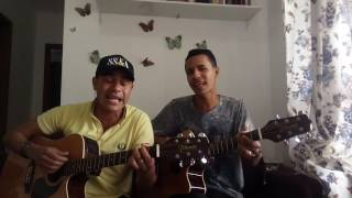 Wesley Safadão Part. Marilia Mendonça - Ninguém  é  de ferro ( cover por Sidnei Silva e Alex )