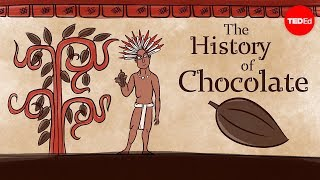 The history of chocolate - Deanna Pucciarelli width=