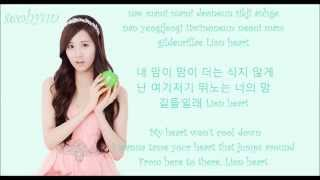 SNSD Lion Heart (Color Coded Han|Rom|Eng Lyrics)