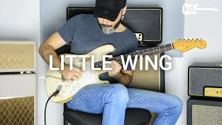 Jimi Hendrix - Little Wing - Electric Guitar Cover by Kfir Ochaion