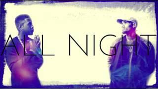 NEW!! Jeremih x Chris Brown Type Beat - All Night (NEW 2017 MUSIC)