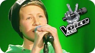 Bauch und Kopf - Mark Forster (Luca W.)   The Voice Kids 2015   Blind Auditions   SAT.1