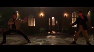 Romeo Must Die fight scene [Jet Li vs Russell Wong]