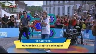 """DIAPASÃO """"Medley"""" em Vila Real (Verão Total 2015) INFO: Para Espetáculos"""