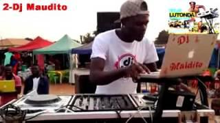 MALDITO AFRO KUDURO vs DJ LUTONDA XTRAGA MESA