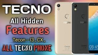 Tecon Camon i best hidden Features,  Tecon Camon CX hidden Features width=