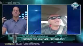 Rap do flamengo ta bombando FOX Esportes....