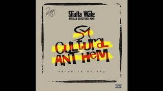 Shatta Wale - SM Cultural Anthem (Audio Slide)