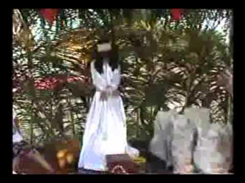 Jueves Santo 2011: Jesus en el Huerto – La Virgen del Pilar