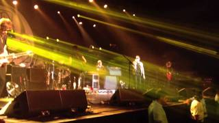 Where did all the Love Go - Kasabian Live Sydney Jan 24 2012