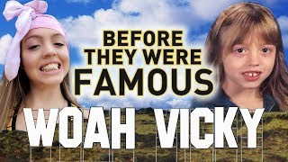 WOAH VICKY | Before They Were Famous | 25% Black ??? REUPLOAD width=