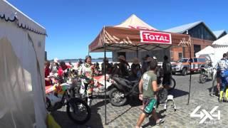 Dakar 2016 live parc fermé 3