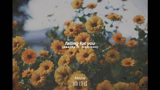 vietsub peachy - falling for u (feat. mxmtoon)