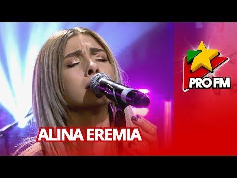 Alina Eremia - Asa a fost sa fie | ProFM LIVE