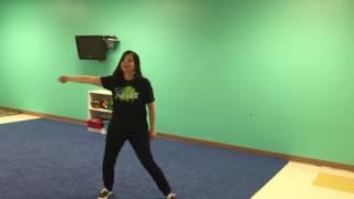 Courage - Choreography