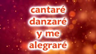 Toma El Pandero (con letra)