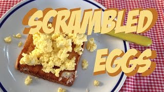 Scrambled egg in microwave in 3 minutes #fastmicrowave