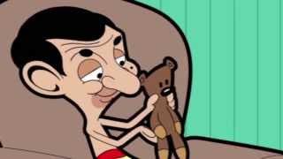 Mr Bean - Teddy and next door's dog