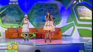 Antonia - Marionette Live - Muzica - Neatza cu Razvan si Dani