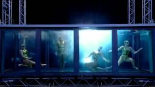 AquaBatique Part 1 - Britains got talent 2012 5th Semi Final