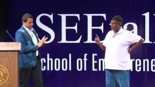 SEE talks-Tarak Sinha