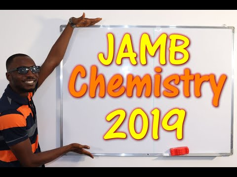 JAMB CBT Chemistry 2019 Past Questions 1 - 10