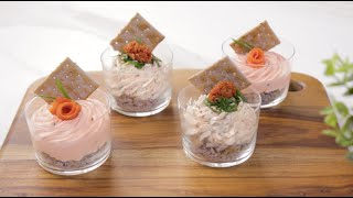 Mousse salate