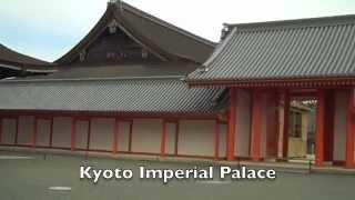Japan Study Abroad Vlog 1- Kyoto Part 1
