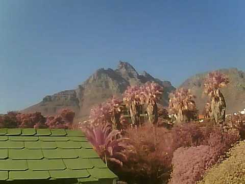 Timelapse Video – Table Mountain – 01/08/2010