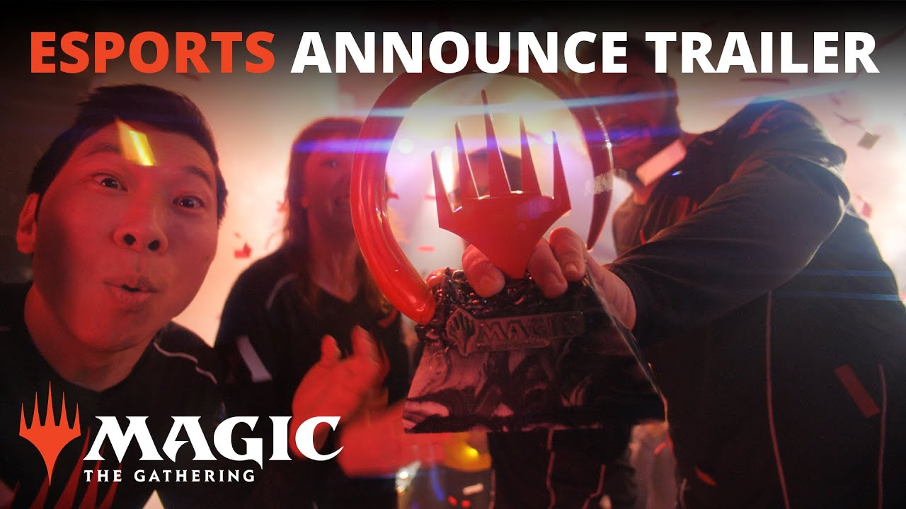 Magic: The Gathering Is Getting A Pro League