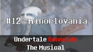 Undertale Genocide: The Musical - minorlovania