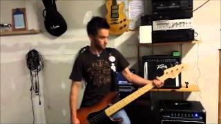 OFF! Poison City Bass Cover