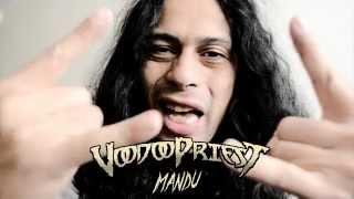 Chamada para o lançamento online - MANDU (Voodoopriest)