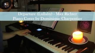Departure (Lullaby) - Max Richter (piano cover & sheet)