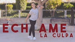 Coreografía Zumba (Échame La Culpa - Luis Fonsi ft. Demi Lovato)