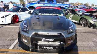 Extreme Auto fest 2015   Anaheim CA   Tuners life
