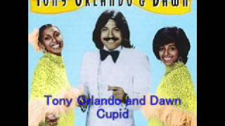 Tony Orlando and Dawn - Cupid