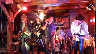 THE PACK - CHINA GROVE (Cover Song) - LE RELAIS DE LA DILIGENCE - MAI 2015