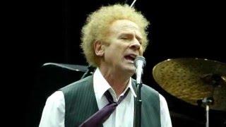 "Art Garfunkel ""new finish in Bridge Over Troubled Waters"" November  2015"