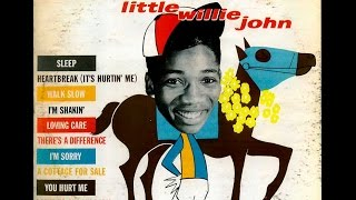 "Little Willie John  ""You Hurt Me "" !!"