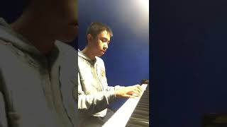 Stay high (Karaoke version) piano cover by Shane