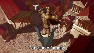 Hercules - Zero to Hero -  Brazilian Portuguese [Lyrics] // Hércules - Zero a Herói - [Letra]