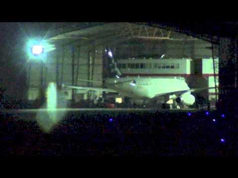 Taca Airlines San Salvador Arrival