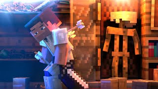 The Secret Life of an Armour Stand (Minecraft Animation)