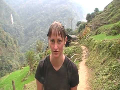 Nepal – Trek Day 11 – Jomsom Area and Annapurna Sanctuary (Bamboo to Landruk).MOD
