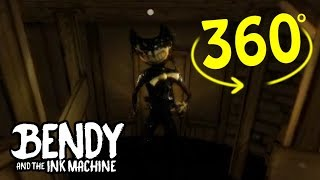 Bendy and the Ink Machine JUMPSCARE 360