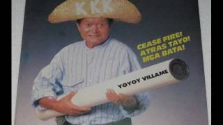 Yoyoy Villame - Kudeta Ni Bonifacio (Visayan) [HD]