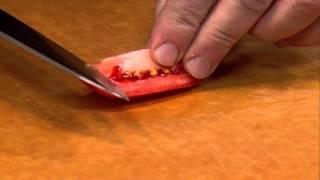 Nick Stellino Tip: Peel Tomatoes