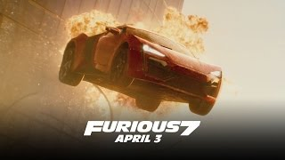 Furious 7 - Featurette: The Lykan (HD)