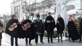 """""""Desconcertuna"""" no Largo da Portagem"""
